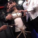 緊縛されバイブ電マ輪姦レイプ責めで性奴隷にされる女捜査官