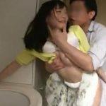ムラムラした修理屋に突然襲われ即ハメ中出しレイプされる美人人妻