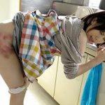 『嫌だぁぁ!いれないでよぉ!!』マンション管理人に白昼自宅で中出しレイプされる不覚にも人妻